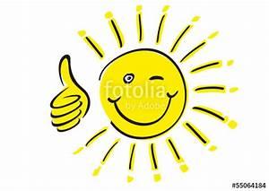 Gleiche Bilder Finden : sonne mit daumen hoch stockfotos und lizenzfreie vektoren auf bild 55064184 ~ Orissabook.com Haus und Dekorationen