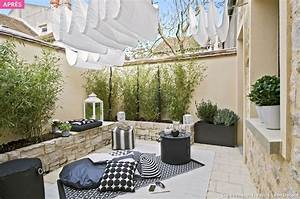 deco terrasse 15m2 With charming salon de jardin pour terrasse 0 deco salon moderne photos
