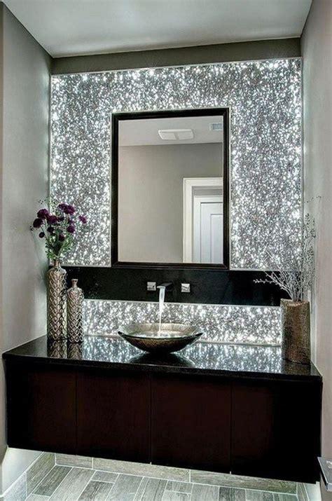 glitter bathroom decor   modern bathroom decor