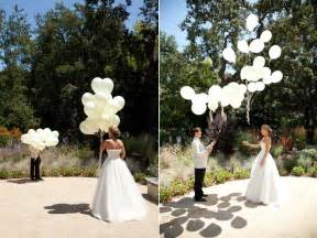 creative wedding ideas unique wedding ideas look using balloons onewed