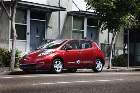 Nissan Leaf Torque by How Can You Get More Range Out Of Your Nissan Leaf