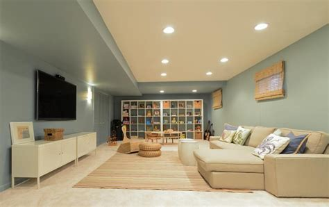 26 charming and bright finished basement designs new 26 charming and bright finished basement designs new