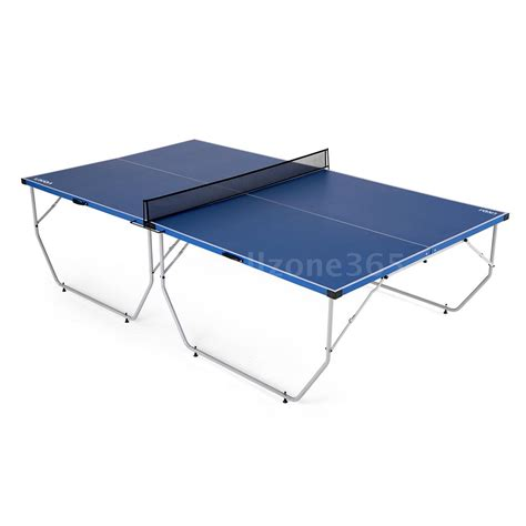 foldable ping pong tables for sale new lixada outdoor folding weatherproof table tennis ping