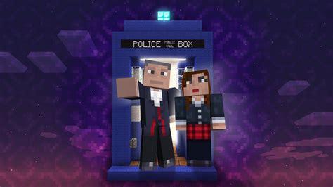 doctor  skin packs  minecraft xbox  start