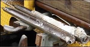 Split Spoon Sampler Used In Spt
