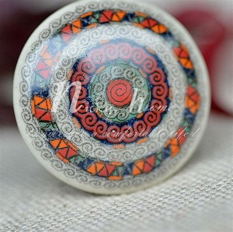 ceramic knobs for kitchen cabinets 1pc furniture porcelain decorative dresser drawer 8094