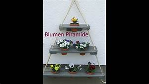 Wanddeko Für Garten : kreative ideen pyramide blumenregal f r garten balkon ~ Watch28wear.com Haus und Dekorationen
