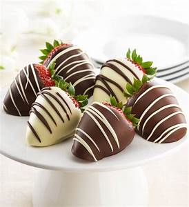 Chocolate-Covered Strawberries for Valentine's Day ...