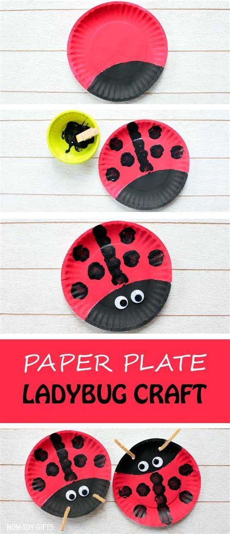 25 unique ladybug crafts ideas on bug crafts 564   68df0a72916a64696ff1f6bb40a83448 ladybug crafts ladybug art projects for kids