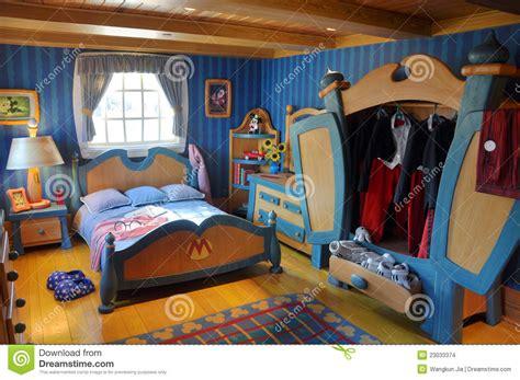 chambre mickey mouse la chambre à coucher de mickey en monde orlando de disney