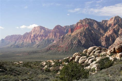 Red Rock Canyon White Loop Backpacker