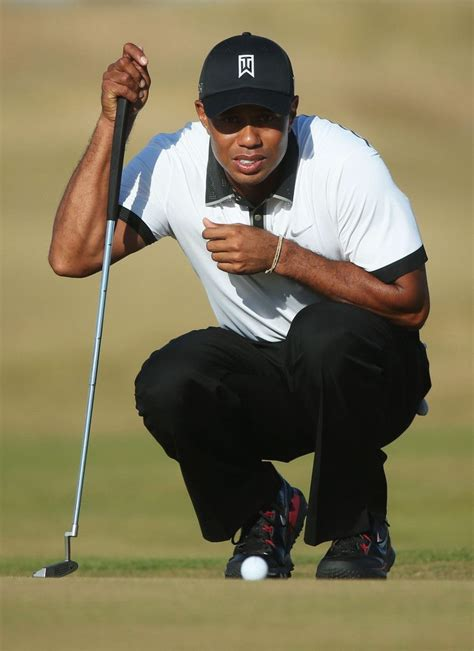 Tiger Woods - 142nd Open Championship: Round 1 #Tigerwoods ...