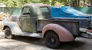 1939 Gmc Ac101 Short Bed Truck Hot Rod Pickup Hrpu Project Rocket Olds 303 1940 For Sale  Photos