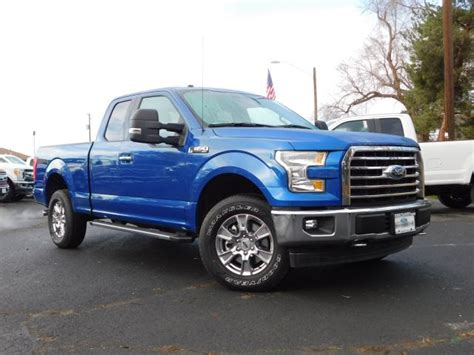 2017 Ford F-150 Supercab Pricing