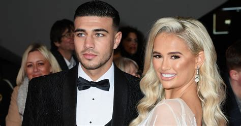 Tommy Fury's 'promise to propose' to girlfriend Molly-Mae ...