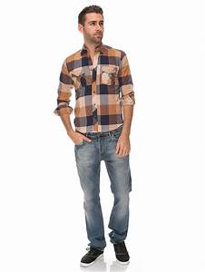 Men's Check Shirts Collection 2013-2014