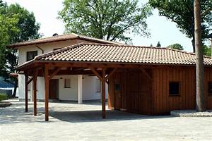 Carport Mit Geräteraum Preis : carport holz mit ger teraum ~ Articles-book.com Haus und Dekorationen