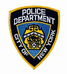 Offical NYPD badge patch - Patches4Pennies