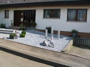 Kies Vorgarten Anlegen : vorgarten gestalten mit kies ~ Markanthonyermac.com Haus und Dekorationen