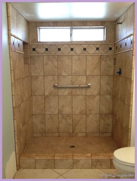 Shower Ideas For Bathroom by 10 Best Bathroom Shower Tile Ideas 1homedesigns