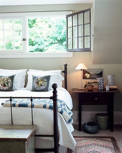 metal beds  dream  town country living