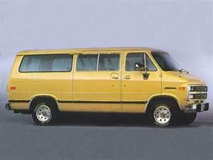 1993 Chevrolet Sportvan Specs  Safety Rating  U0026 Mpg