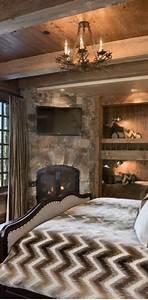 Rustic, Bedrooms