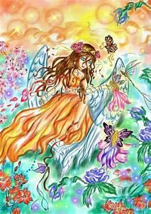 Sun Fairy by Plestari on DeviantArt