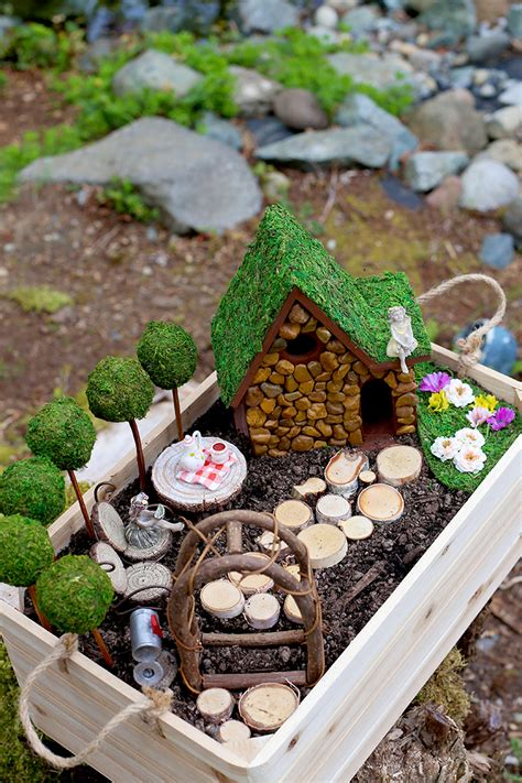 diy garden and house tutorial sew much ado