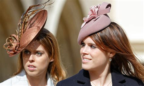 Princess Eugenie and Princess Beatrice's first joint interview.