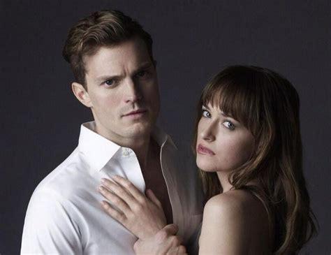 ¡el Trailer De 50 Sombras De Grey!