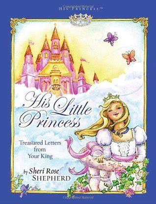 princess treasured letters   king  sheri rose shepherd