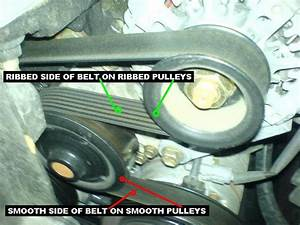 2006 Toyota Corolla Serpentine Belt Diagram