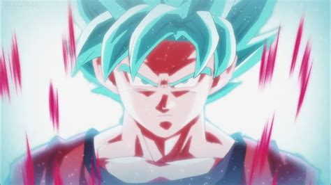 super saiyan blue kaioken  goku  jiren subbed youtube