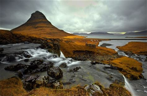 Kirkjufell Mountain Pictured In All Seasons From Dusk To Dawn