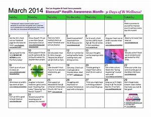 March is Bisexual Health Awareness Month 1920302 ...