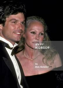 Harry Hamlin and Ursula Andress (Photo by Ron Galella ...