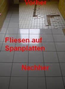 Ausgleichsmasse Auf Fliesen Auftragen : bodenfliesen auf holzuntergr nden fliesen fieber ~ Orissabook.com Haus und Dekorationen