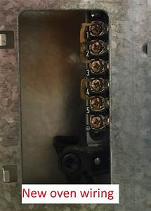 Help With Wall Oven Wiring