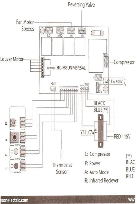 solucionado como conectar motor ventilador a una tarjeta universal aire acondicionado yoreparo