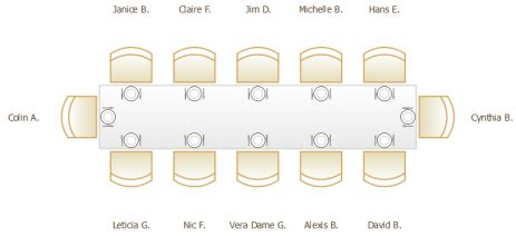 wedding seat chart template dinner party seating
