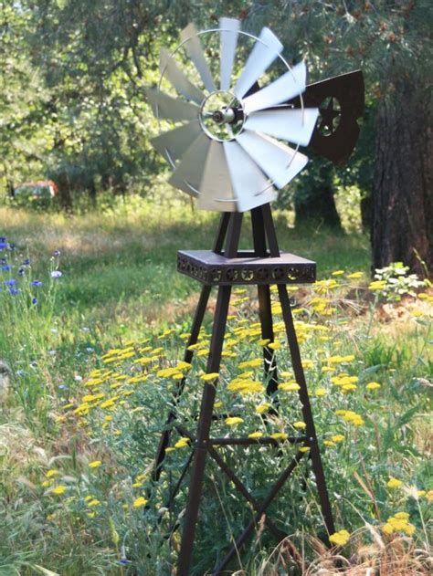 Decorative Backyard Windmill by Pictures Of Yard Windmills