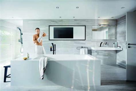 turning  bathroom   feel good space grohe spa