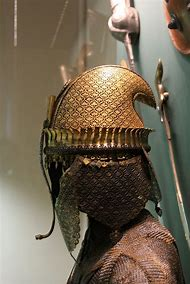Medieval Indian Armor