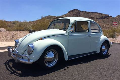 1965 Volkswagen Beetle Type 1