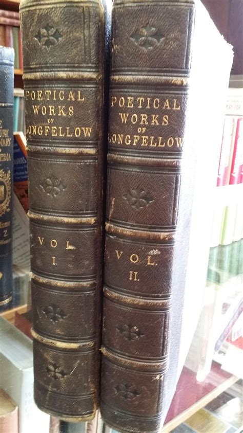 The Poetical Works Of Henry Wadsworth Longfellow ...