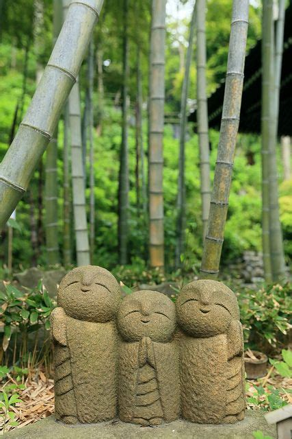 jizo   garden outdoors japanese beauty ceramic art und japanese art