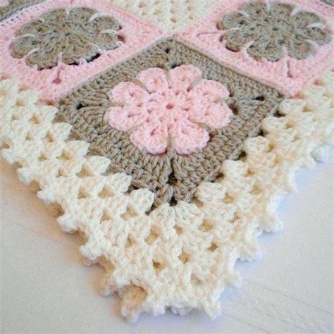 gehaakte bloemen zeshoek deken van de african flower zeshoek kun je ook een vierkant