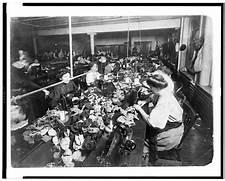 Progressive Era Factories