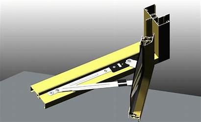 Casement Latch Icon Elevate Steel Bar Duty